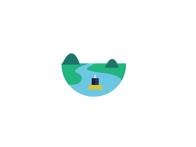 MONOCLE LOGO With text